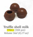 truffle-shell-milk-dobla